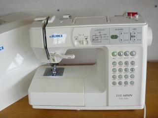 JUKI  家庭用コンピューターミシン HZL-7900  厚地縫い フット付き