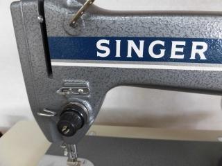 侍おすすめ 名機 SINGER 1本針本縫い職業用ミシン 188 Professional