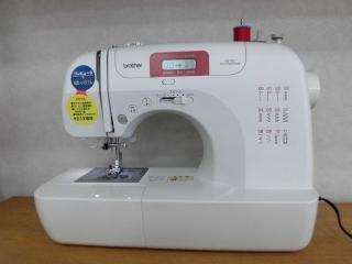 (専門店) 家庭用コンピューターミシン brother HS102 1年保証