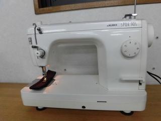 JUKI 1本針本縫い職業用ミシン SPUR 90S  TL-90S