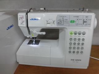 侍 JUKI  家庭用コンピューターミシン HZL-7900  厚地縫い フット付