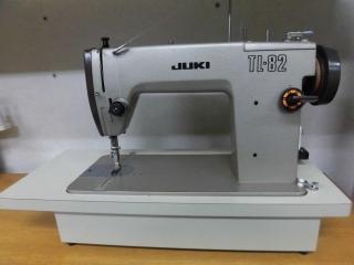 侍ミシン工房  名機 JUKI 1本針本縫い職業用ミシン TL-82
