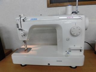 侍ミシン工房 JUKI 1本針本縫い職業用ミシン SPUR 25