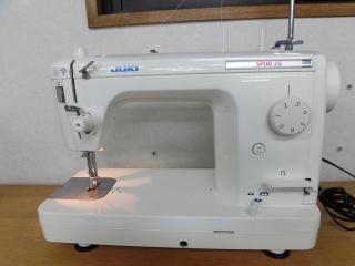 侍ミシン工房 JUKI 1本針本縫い職業用ミシン SPUR 25 ②