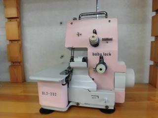 侍ミシン工房 ★ 名機 ジューキ babylock BL2-202 1年保証