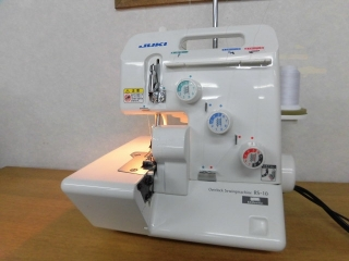 ★ JUKI 1本針3本糸ロックミシン RS-10  1年保証 ★