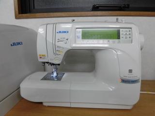 侍 JUKI 家庭用コンピューターミシン AT-8600 厚地縫い