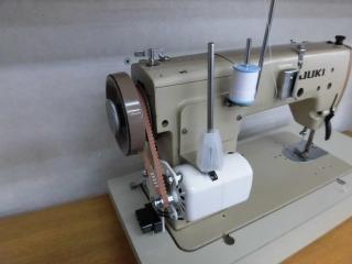 名機 JUKI 1本針本縫い職業用ミシン TL-72