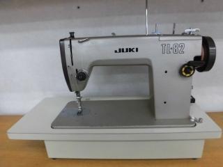 名機 JUKI 1本針本縫い職業用ミシン TL-82