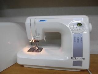 JUKI コンピューターミシン HZL-T480 自動糸切り