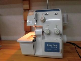 名機 ジューキ babylock  BL3-437M  1年保証