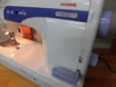 JANOME 職業用ミシン COSTURA  767DB