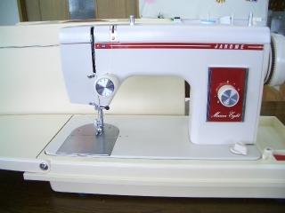縫い目がきれいな 直線ミシン ジャノメ マリーナ 8