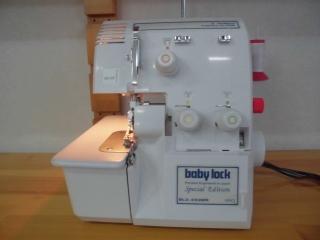 名機 babylock  BL3-450MR  1年保証  美品