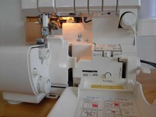 差動送り 4本ロック baby lock 糸取物語 BL66 limited edition