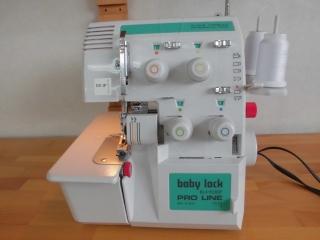 ★ 差動送り 4本ロック baby lock BL4-838DF
