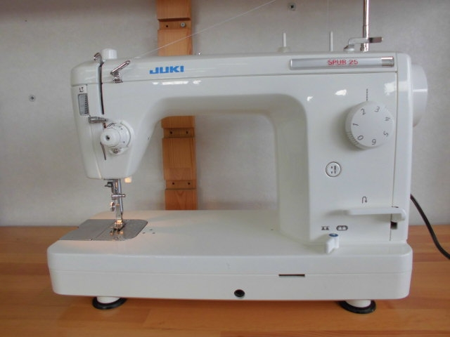 ★ JUKI 1本針本縫い職業用ミシン SPUR 25 ④