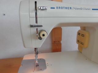 侍 brother 職業用ミシン Nouvelle Couture TA3-B626