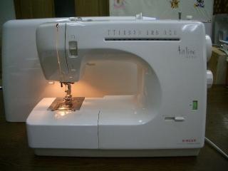 SINGER  fit line 6300  実用縫いミシン