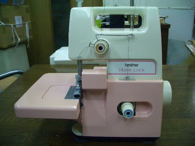 brother 家庭用2本ロックミシン Home Lock TE4-B222