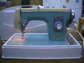 JANOME マリーナ 366型 厚地縫い