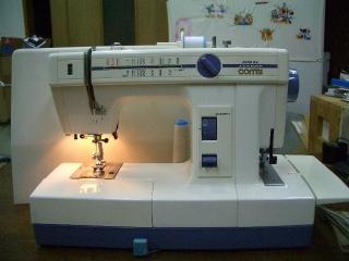 ロック付き 1台2役の ジャノメ COMBI 2200SX