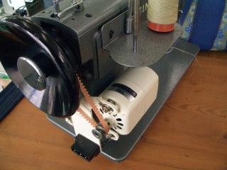 SINGER 1本針本縫い職業用ミシン 188 Professional