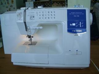 JUKI 家庭用コンピューターミシン HZL-7800  厚地縫い